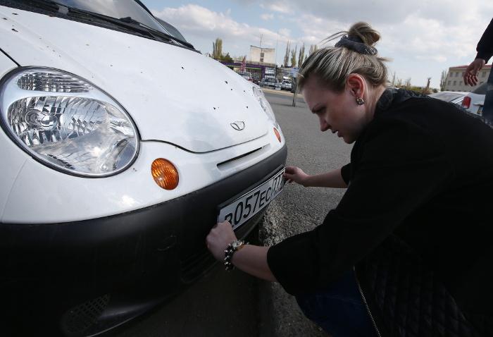В РФ облегчили порядок регистрации транспортных средств