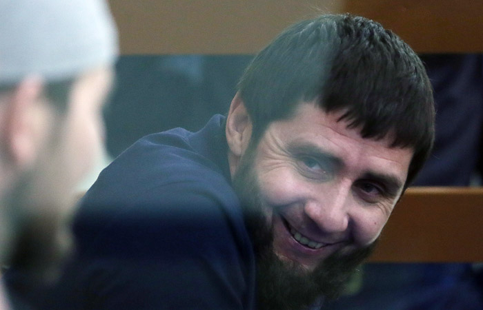 Обвинитель потребовал приговорить Дадаева кпожизненному сроку заубийство Немцова
