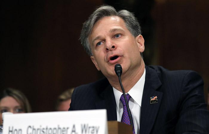 Выдвиженец Трампа на пост главы ФБР заявил о враждебном отношении России к США