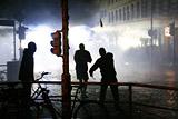 Власти Германии заявили о задержании двух россиян в ходе беспорядков в Гамбурге