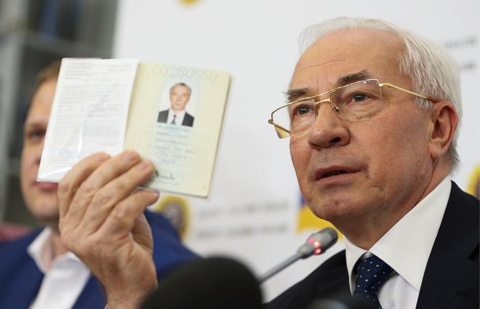Бывший премьер-министр Украины объявил оскором крахе режима Петра Порошенко