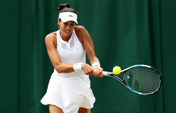 Испанская теннисистка Мугуруса стала первой финалисткой Уимблдона