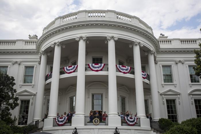 Администрация США рассмотрит вопрос о возвращении дипсобственности РФ