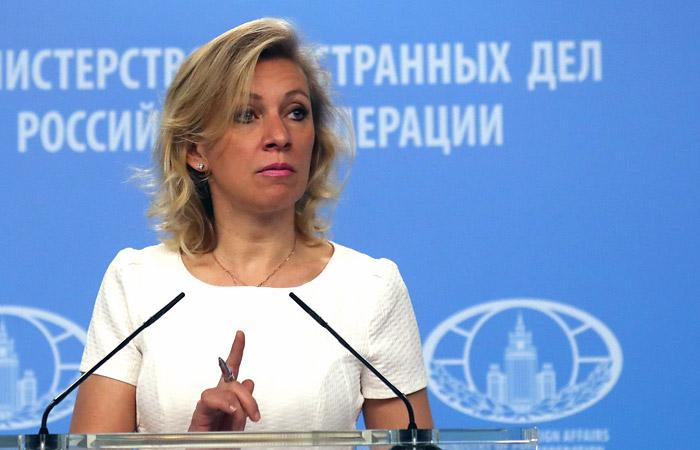 В МИД РФ пожаловались на проблемы с получением дипломатами виз США