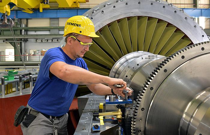 Европейский дипломат назвал негативным сигналом ситуацию с турбинами Siemens