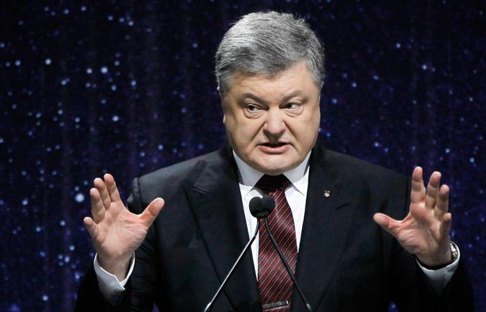 Порошенко пообещал вернуть Донбасс и Крым после объявления о создании Малороссии