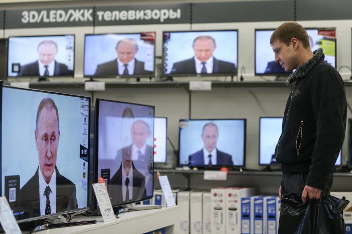 ЛДПР предлагает запретить рекламу наТВ повоскресеньям
