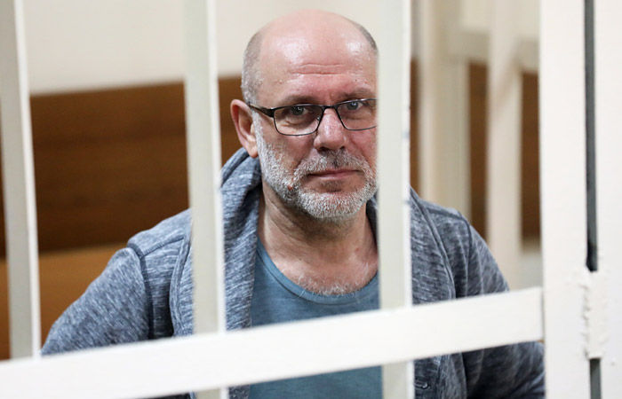 """Прокуратура назвала незаконным арест экс-директора """"Гоголь-центра"""" Малобродского"""
