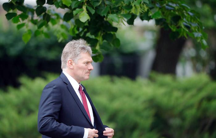 Песков назвал заявление о создании Малороссии подлежащим осмыслению