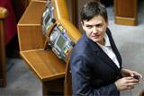 Надежда Савченко возглавила новую украинскую партию