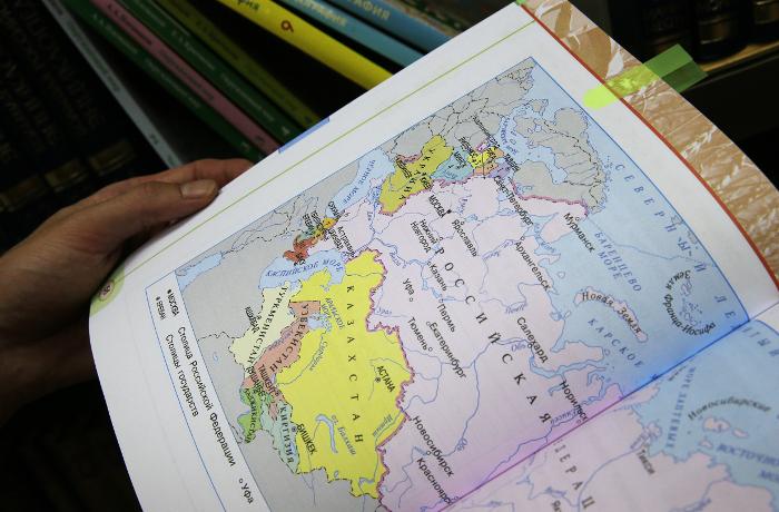 Воссоединение Крыма сРоссией впишут в ученическую программу