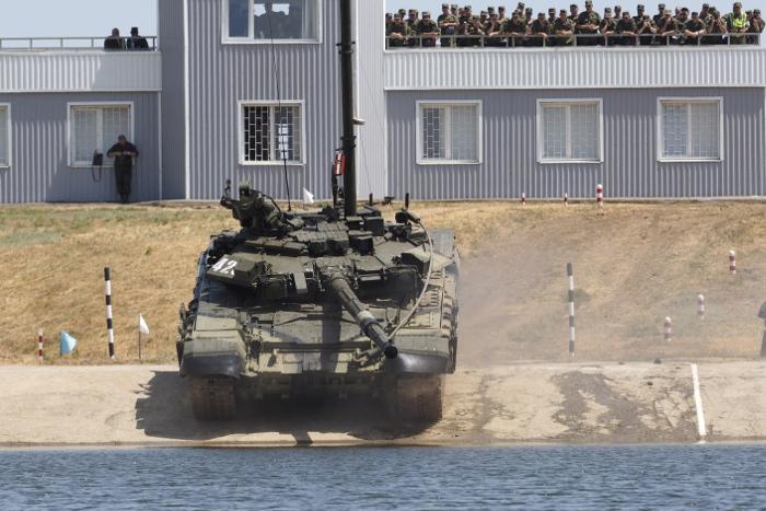 Российская Федерация в2015 году поставит Ираку большую партию танков