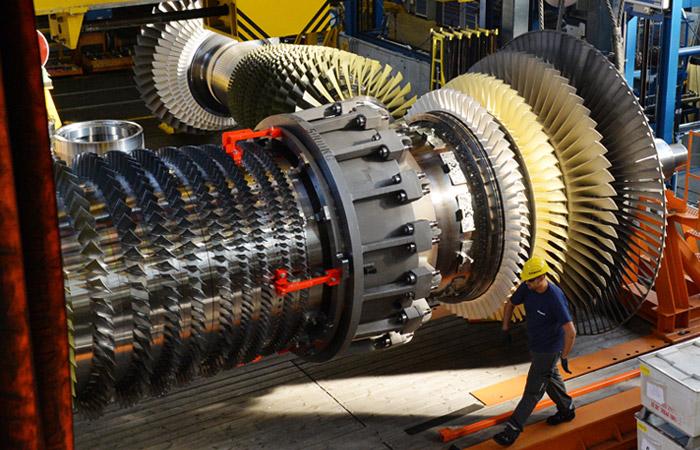Siemens приостановит поставки энергооборудования госкомпаниям РФ