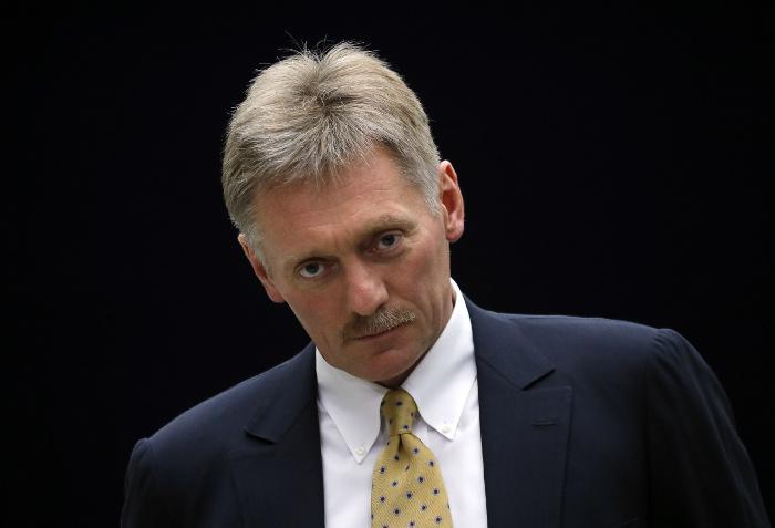 В Кремле негативно отнеслись к проекту новых санкций против РФ
