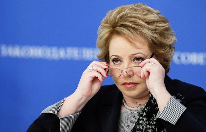 Матвиенко потребовала наказать автора норматива о ручной клади авиапассажиров