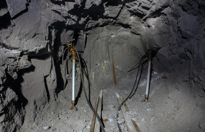 ВКемеровской области отыскали тело пропавшего при выбросе метана шахтёра