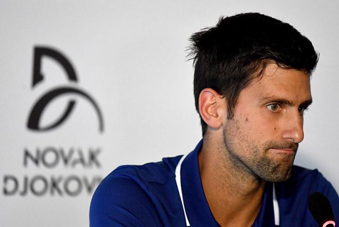 Прошлый лучший теннисист мира Джокович пропустит оставшуюся часть сезона из-а травмы