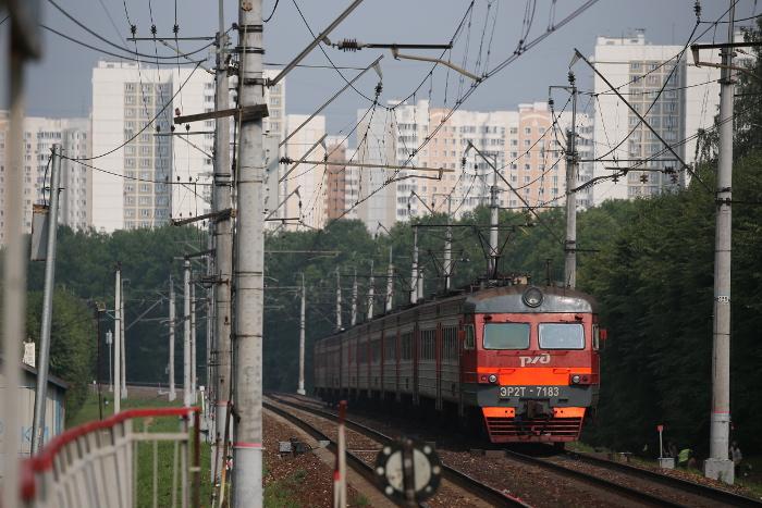 Ространснадзор счел опасным проезд в столичных пригородных электричках