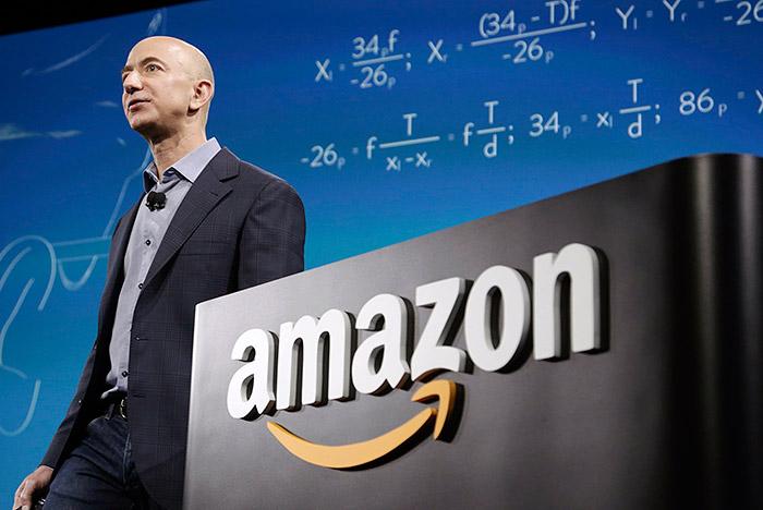 Капитализация Amazon впервый раз одолела отметку в $500 млрд