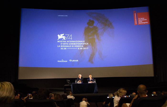 Объявлены участники конкурсной программы Венецианского кинофестиваля