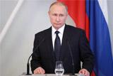 """Путин констатировал необходимость ответить на санкционное """"хамство"""" в отношении РФ"""