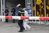 В Гамбурге арестован напавший с мачете на клиентов супермаркета
