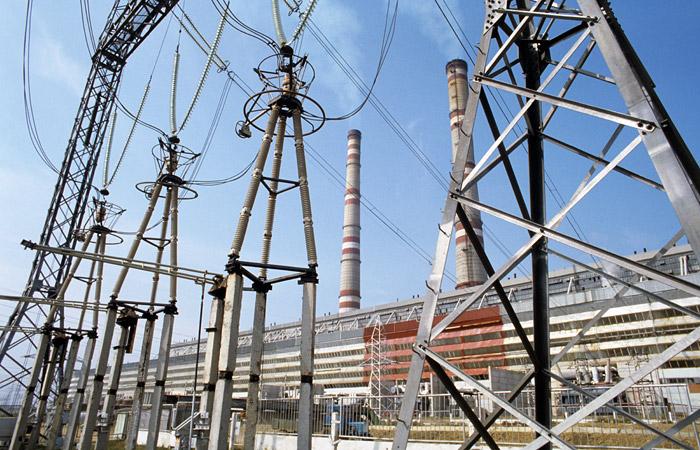 Электроэнергию в Крыму и на Кубани отключила автоматика на Ставропольской ГРЭС