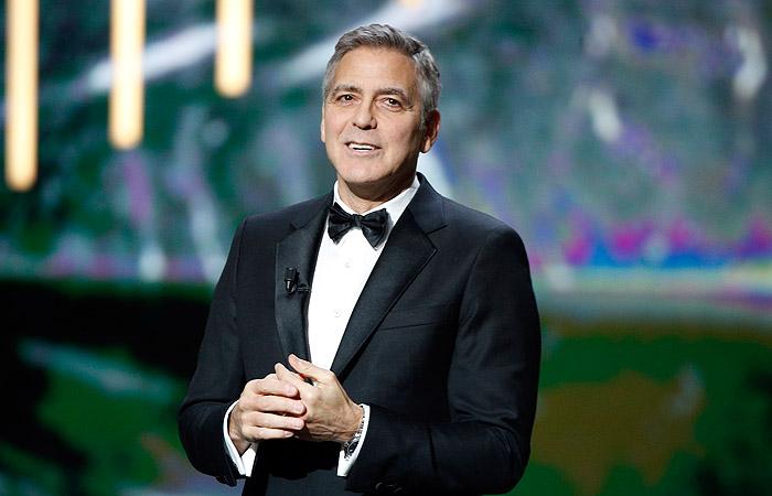 Джордж Клуни подаст в суд на журнал за публикацию фото его детей