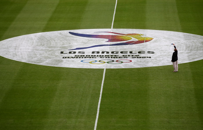 Большинство граждан  Лос-Анджелеса поддерживают проведение Олимпиады в 2028-ом  - опрос