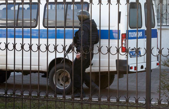 Стрелявших по конвоирам пятерых бандитов нейтрализовали в Мособлсуде