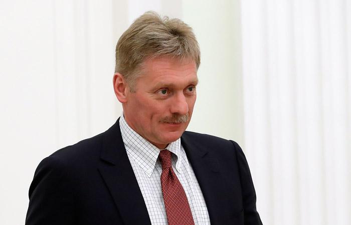 В Кремле заинтересовались мнением Дональда Трампа об антироссийских санкциях