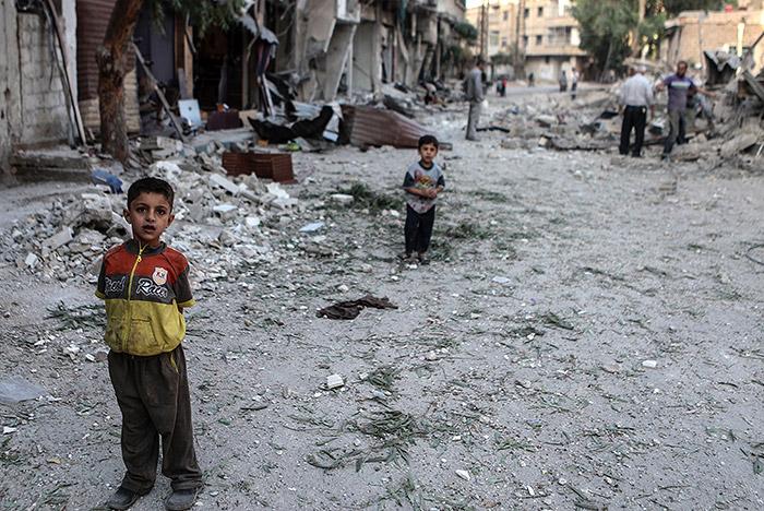 Сирийская оппозиция прекращает огонь взоне деэскалации севернее Хомса— МинобороныРФ