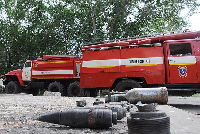 При взрыве на складе боеприпасов в Абхазии погибли две россиянки