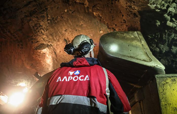 """На руднике """"Мир"""" в Якутии произошел прорыв воды"""