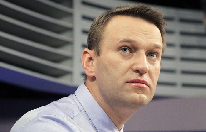 """К Навальному подан иск от фонда """"Соцгоспроект"""""""