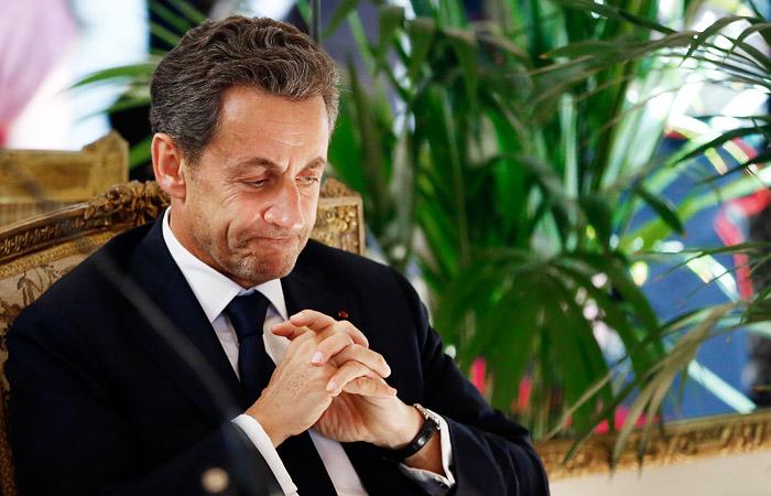 Саркози заподозрили в получении взятки при продвижении заявки Катара на ЧМ по футболу
