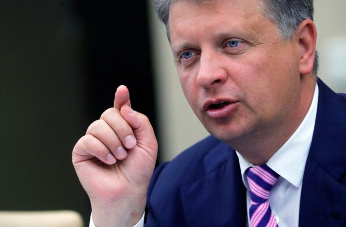 "Глава Минтранса РФ оценил влияние санкций США на приватизацию ""Совкомфлота"""