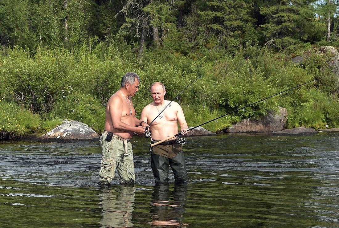 рыбалка на горных реках аляски