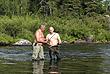 Рыбалка вместе с Шойгу