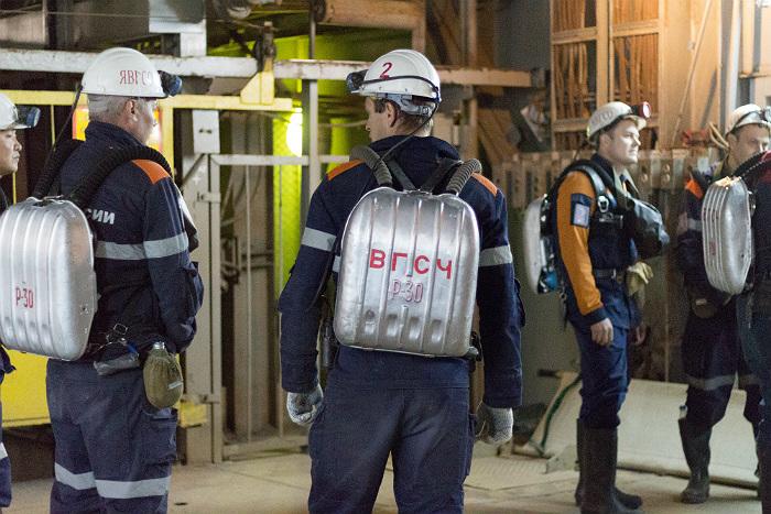 """Спасатели в воскресенье обследуют 50 га на руднике """"Мир"""" в Якутии"""