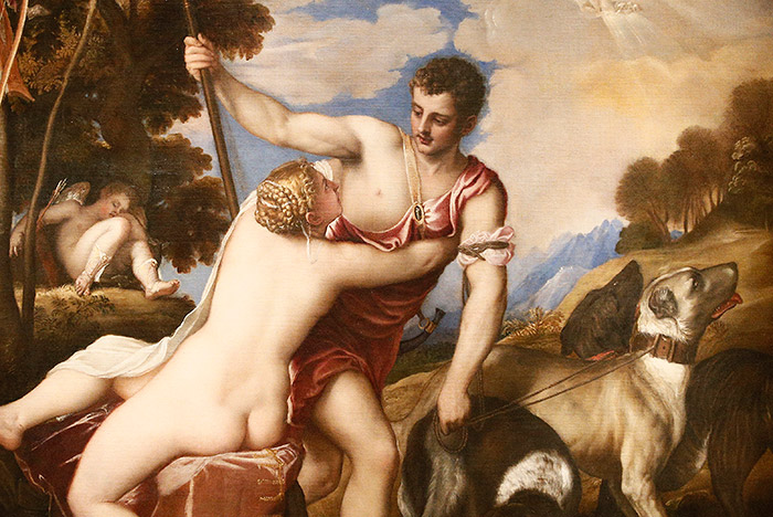 В ГМИИ Пушкина задумались о приобретении полотна Тициана через краудфандинг