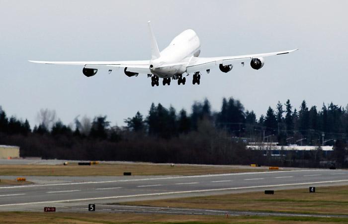 ВВС США приобретут два самолета Boeing, сделанных для «Трансаэро»