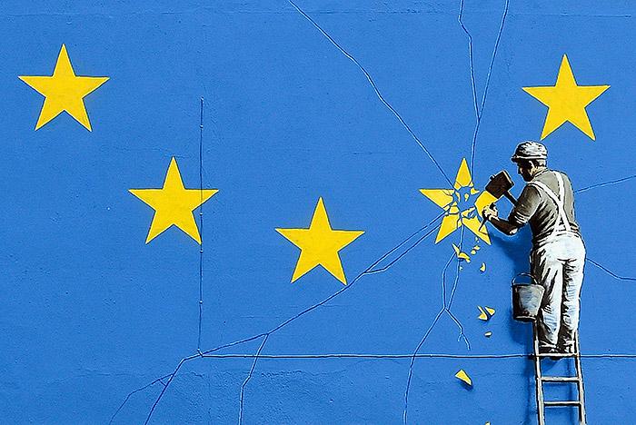 Великобритания отказалась платить 40 млрд евро за выход из Евросоюза