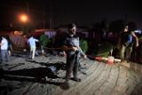 Не менее 10 человек пострадали из-за взрыва в Пакистане