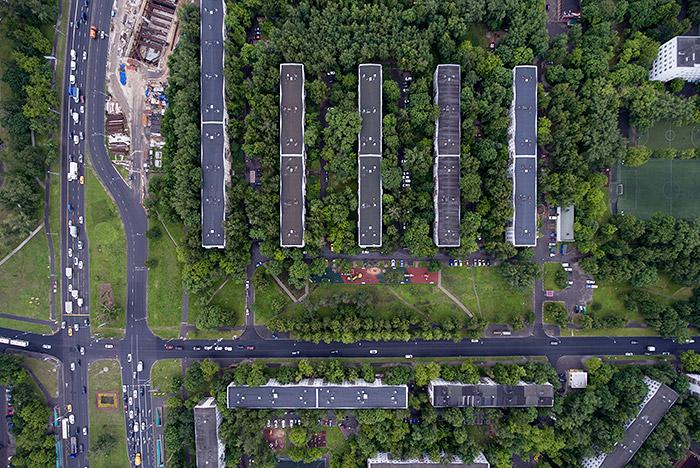 Москомархитектуры согласился сохранить только  100 домов изсписка «Архнадзора»