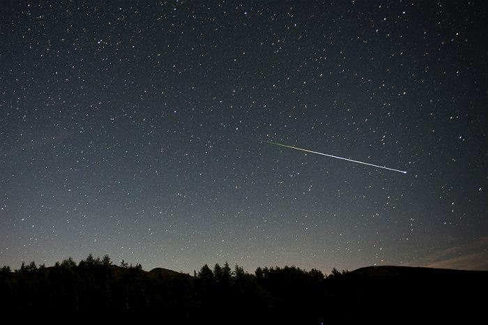 Луна недала россиянам увидеть метеорный поток Персеиды