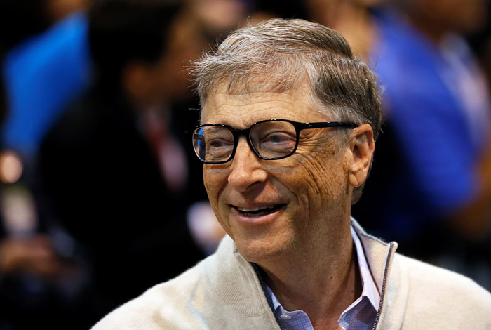 Билл Гейтс пожертвовал самую крупную сумму с2000 года