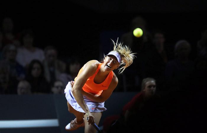 Мария Шарапова получила wild card восновную сетку Открытого чемпионата США