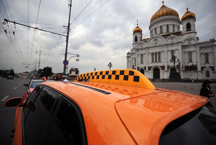 Москва заняла третье место в мире среди мегаполисов по дешевизне такси