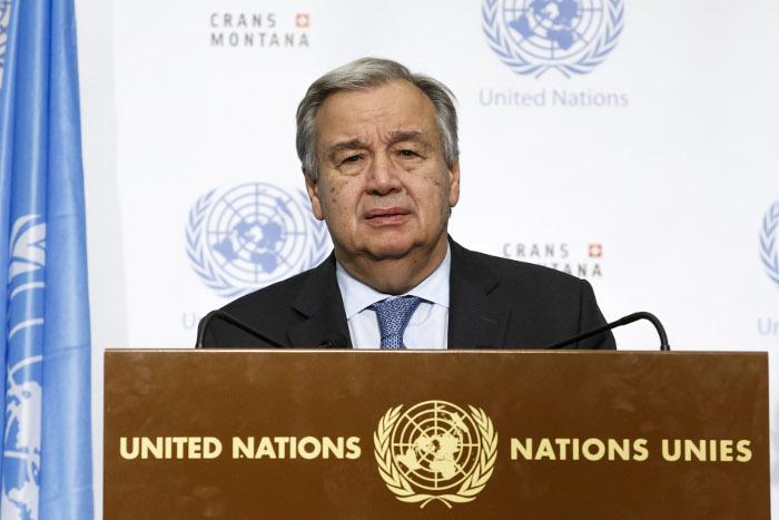 Генсек ООН высказался против распространения расизма и ксенофобии